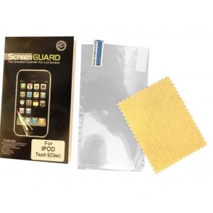Clear LCD Screen Protector