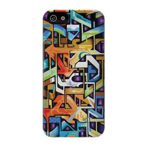 "Cygnett ICON Tats Cru ""The Bronx"" Graffiti Art iPhone 5/5S Case"