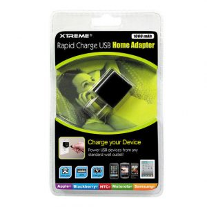 USB Home Adapter Charger