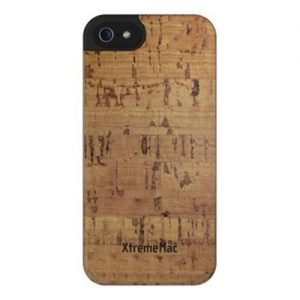 XtremeMac Style Case for iPhone 5 / 5S - Cork