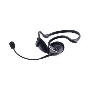 GE 3-in-1 Portable Headset with Detachable Mic