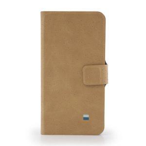 Golla iPhone 6+ Plus Air Slim Folder - Fudge