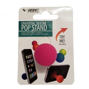 Universal Silicone Pop Stand Pink