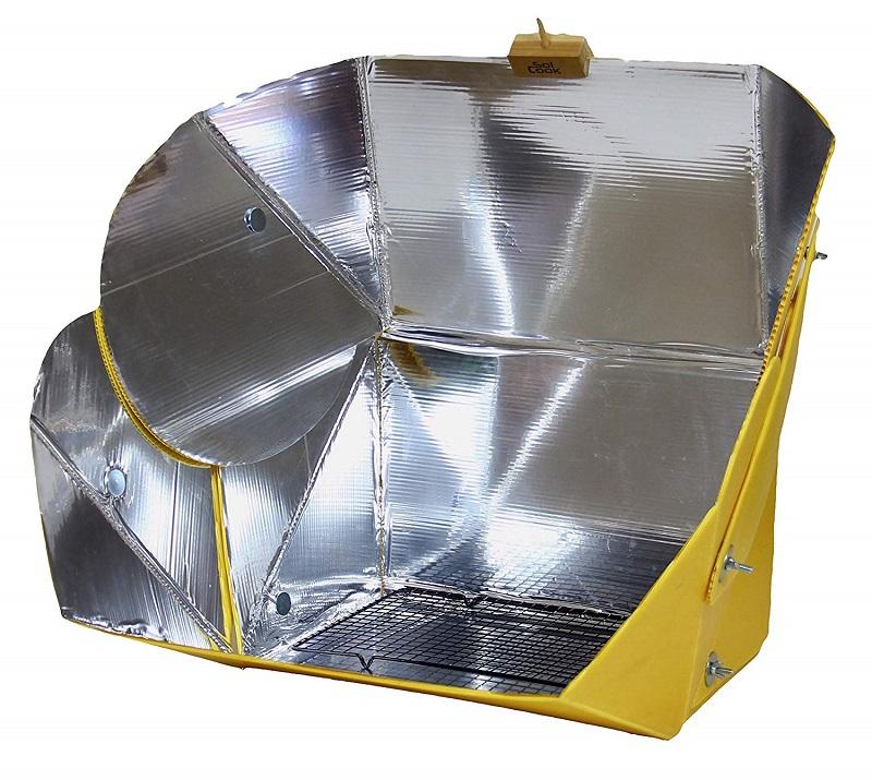 All Season Solar Cooker Camper 800