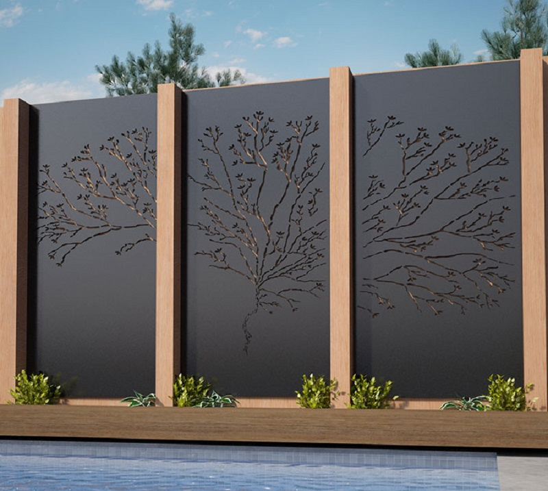 fence styles - solid privacy fence design - picture - xtreme edeals - 800w