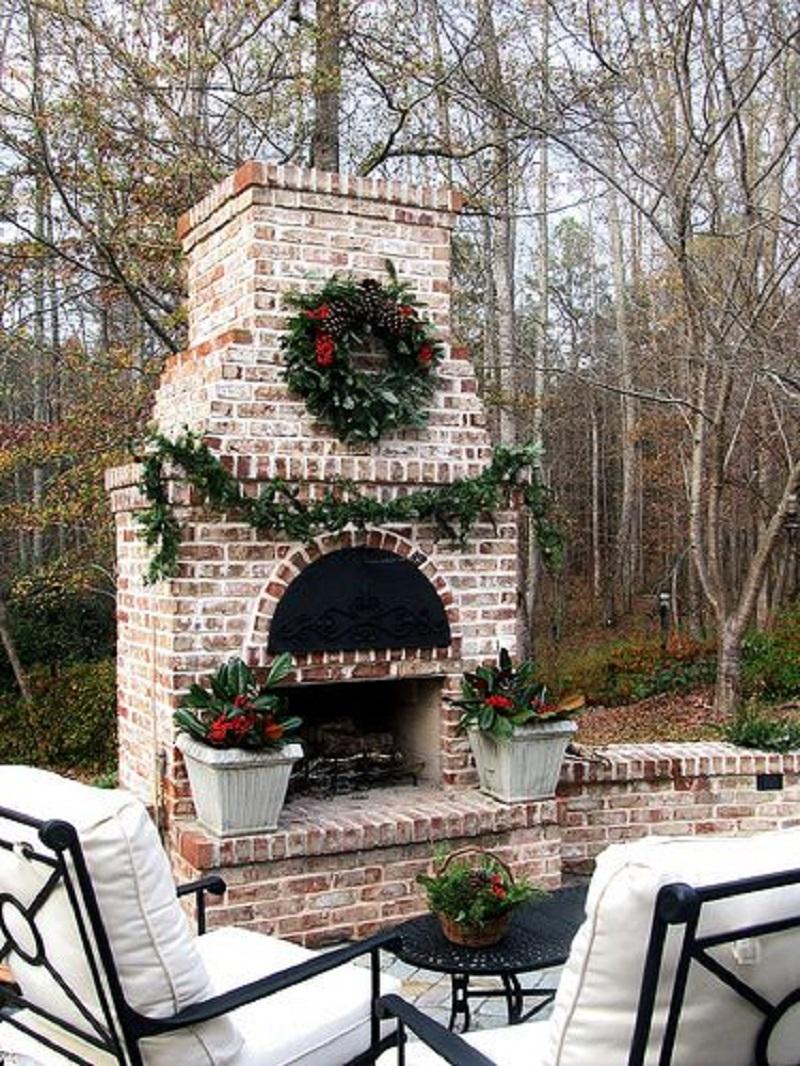 fire place - deck ideas - jpg