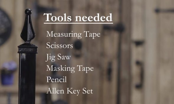 tools needed