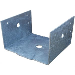 "Post Base Bracket for 5.5"" x 5.5"" Posts"