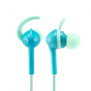 Fang Anchor Fit Earbuds Blue